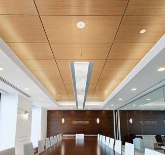 Houten plafonds