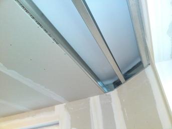 Populair Metal Stud Plafond Overspanning ES52